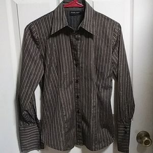 New York and Company womens xs button up shirt